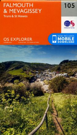 Ordnance Survey Explorer Maps - 1:25,000